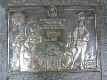 PLACA DE COMERCIO CENTENARIO