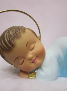 Niño Jesus Azul
